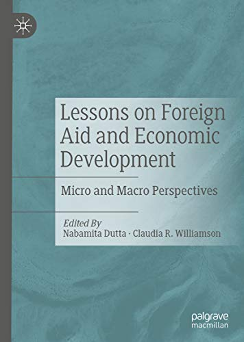 Lessons on Foreign Aid and Economic Development: Micro and Macro Perspectives (English Edition)