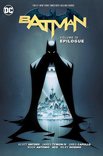 Batman Vol. 10: Epilogue (the New 52)