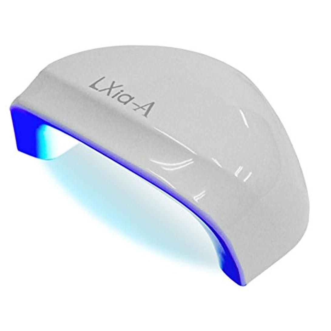 補正驚かす保守可能プリジェル ジェルネイル レクシア-A 6W LEDライト