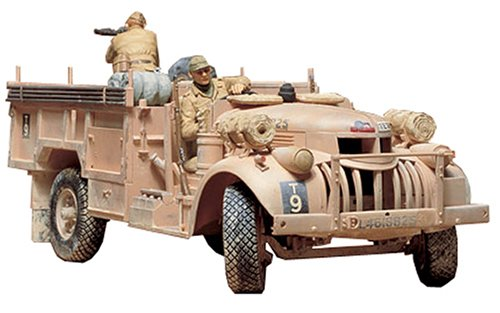 British L.R.D.G Desert Chevrolet (Plastic model)