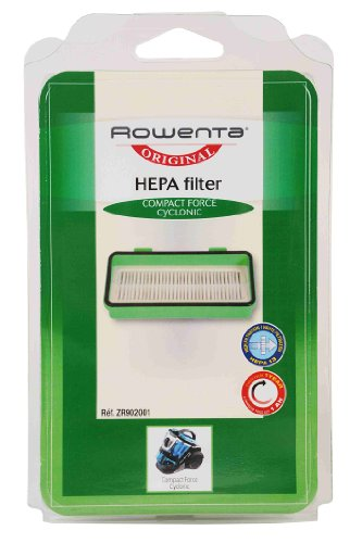 Rowenta ZR902001 Hepa 13 Filter für alle Compact Force Cyclonic Modelle