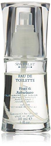 Frais Monde Spa Fruit Eau de Toilette Rhubarbe Flower 30 ml