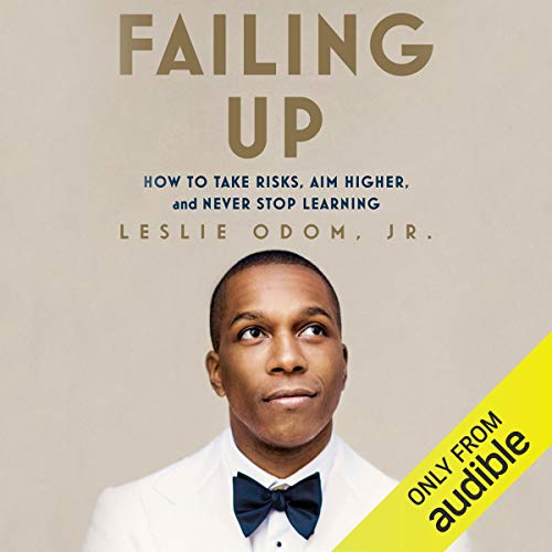 Page de couverture de Failing Up