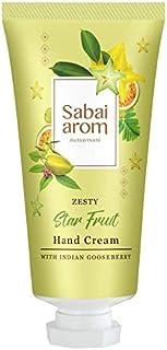 サバイアロム(Sabai-arom) ゼスティ スターフルーツ ハンドクリーム 30g【ZSF】【004】