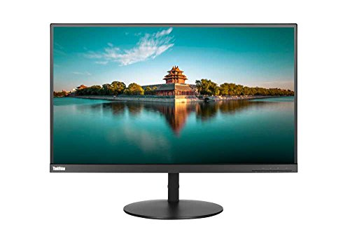 Lenovo Thinkvision P27H-10 Monitor, Black