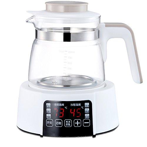 QFFL Termostato para bebés/hervidor de Agua Caliente multifunción/máquina de Leche Caliente/Control de Temperatura preciso Bomba de Mano