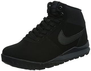 Nike Hoodland Suede Herren Desert Boots, Black (Black (Schwarz / Schwarz-Anthrazit)), 44 EU (B00ICU5CDK) | Amazon price tracker / tracking, Amazon price history charts, Amazon price watches, Amazon price drop alerts