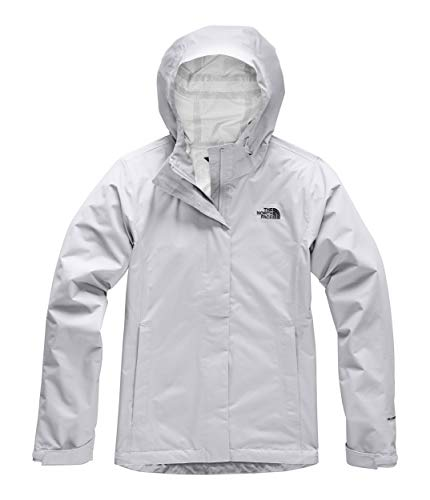The North Face Women's Venture 2 Jacket, TNF Light Grey Heather, M