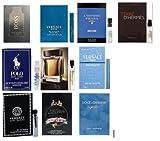 Best Cologne Samples - HCY's Selection: 10 Designer Fragrances Cologne Samples For Review