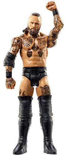 WWE GKY83 - bewegliche WWE Action Figur (15 cm) Aleister Black