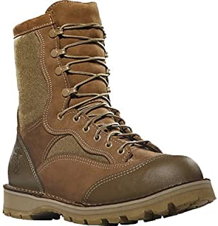 Danner Men's USMC Rat Temperate Boot,Brown,11.5 R