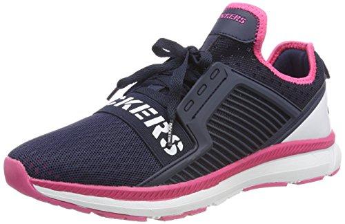 Dockers by Gerli 42TS602, Sneakers Basses Mixte Adulte, Bleu (Navy 660), 41 EU