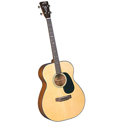 Blueridge Guitars 4 String Acoustic Guitar, Right Handed, Mahogany (BR-40T)