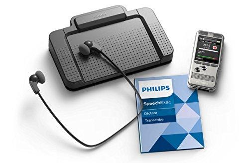 PSPDPM670003 - Philips Pocket Memo Dictation and Transcription Set Photo #4