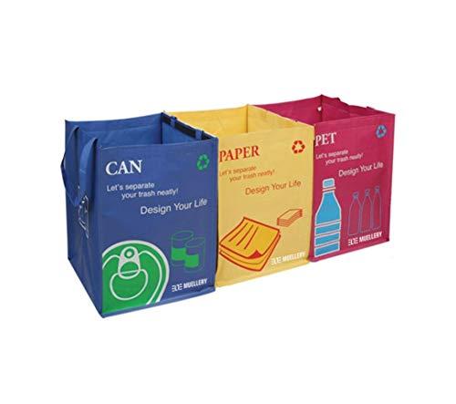 Catálogo para Comprar On-line Cubos de reciclaje , tabla con los diez mejores. 6