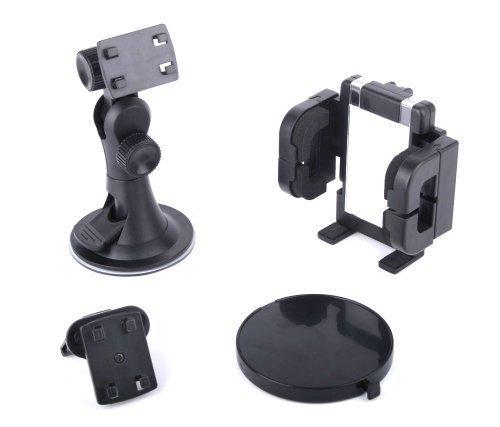 DURAGADGET Support Fixation Rotatif et Multifonction Bras Flexible pour Tomtom Go Basic 5 Pouces et Go Basic 6 Pouces GPS