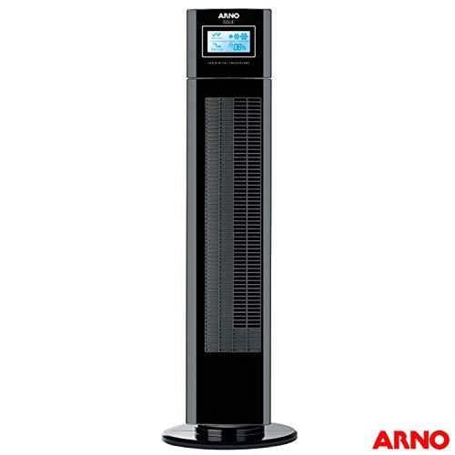 Ventilador de Torre Arno Eole Preto 220v