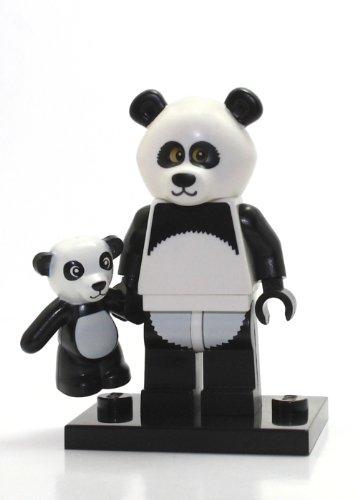 The LEGO Movie 71004 - Minifigures - Panda Guy