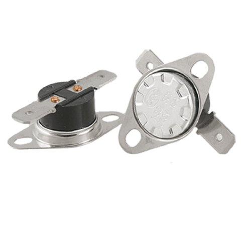 5 piezas KSD301 194F 90 Celsius N.C Control de la temperatura y termostato