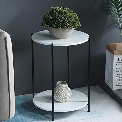 N/Z Tägliche Ausstattung Wohnzimmer Wasserdichter Beistelltisch Rezeption Couchtisch Lounge Nordic Nesting Table Kleiner Raum Akzenttisch Studio D & Eacute; COR Beistelltisch