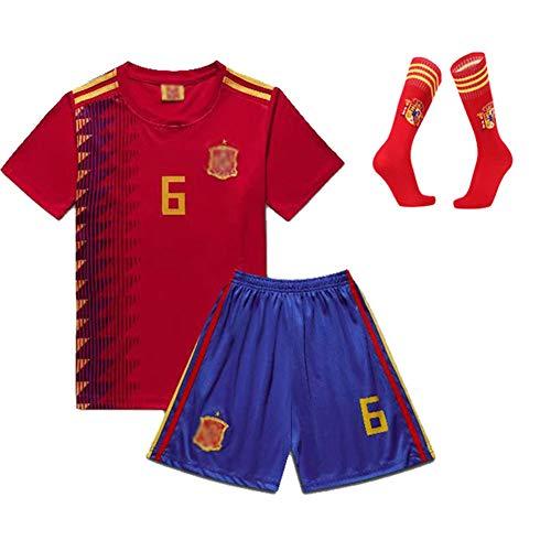 Camiseta De Fútbol España  marca jersey