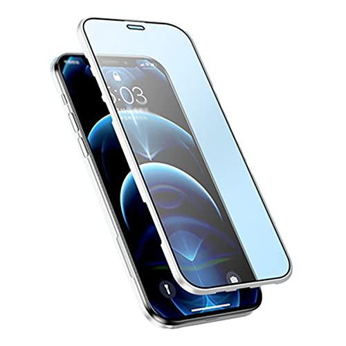 LXFENG Adatto per Custodia per Cellulare Apple IPhone11Pro, Pellicola a Guscio all-Inclusive a 360 Gradi per iPhone11 ProMax Pellicola temperata per Custodia per Cellulare white-iPhone11Pro