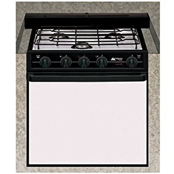 "Atwood Mobile Products52275 Wedgewood Black 21"" Ups Oven Range 3 Burner"