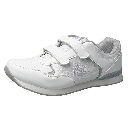 Dek - Chaussures de Bowling - Femme (41 EUR) (Blanc)