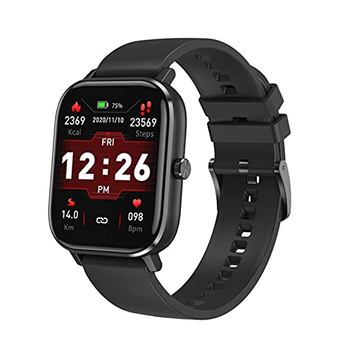 Monitoreo De ECG De Hombres Smart Watch Y Women's IP67 Responsable Bluetooth Call Health and Sleep Management Aplicable A Android iOS,F