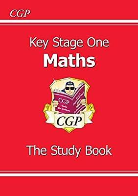 KS1 Maths Study Book (CGP KS1 Maths SATs) from Coordination Group Publications Ltd (CGP)