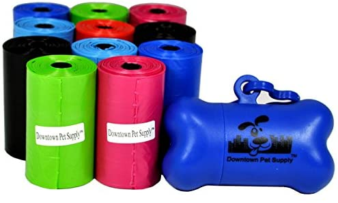 220 Pet Waste Bags, Dog Waste Bags, Bulk Poop...