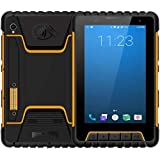 GAOTek Handheld Rugged Industrial Tablet with Zebra 1D 2D Array Imager Barcode Scanner, Shockproof, 3GB RAM, 32GB ROM, 4G, NFC RFID Reader, 13MP, Camera Android, Waterproof, Dustproof|TABLET-102 -AD