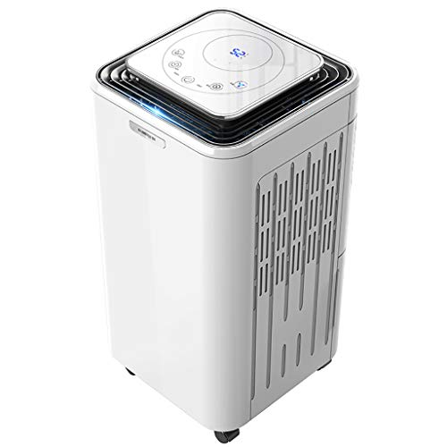Best Bargain Dehumidifier Household Intelligent Household, Bedroom/Apartment Small, Intelligent Two-...