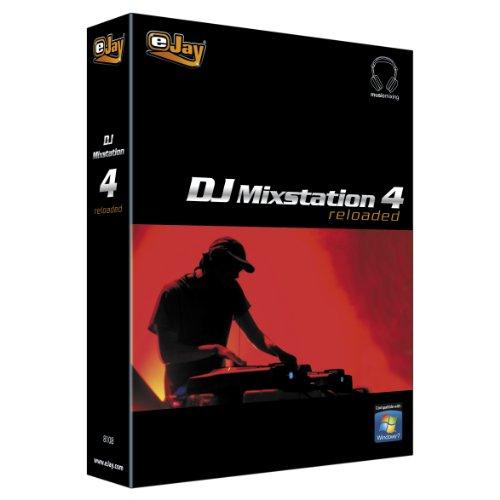Preisvergleich Produktbild eJay DJ Mixstation 4 Reloaded