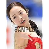 本田真凜 フィギュアスケート 2Lサイズ写真2枚 6