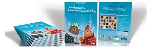 Metropol Chocolatiers Adventskalender Berliner Bären 24 Berliner Köstlichkeiten