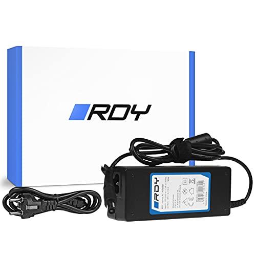 RDY 90W 19V 4.74A Alimentatore Caricatore per HP Pavilion DV5 DV6 DV7 G6 G7 ProBook 430 G1 G2 450 G1 650 G1 PC Portatile Notebook Adattatore Caricabatterie Connettore: 7.4 x 5.0mm