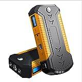 BLLJQ Multifunktions Auto Starthilfe, Auto Notfall Booster Starthilfe, Auto Battery Booster Portable...