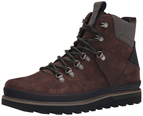 Volcom Herren Outlander Boot Kurzschaft Stiefel, Braun (Dark Brown), 40.5