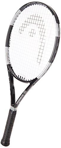 HEAD Liquidmetal 8 Tennis Racquet, Strung, 4 1/2 Inch Grip