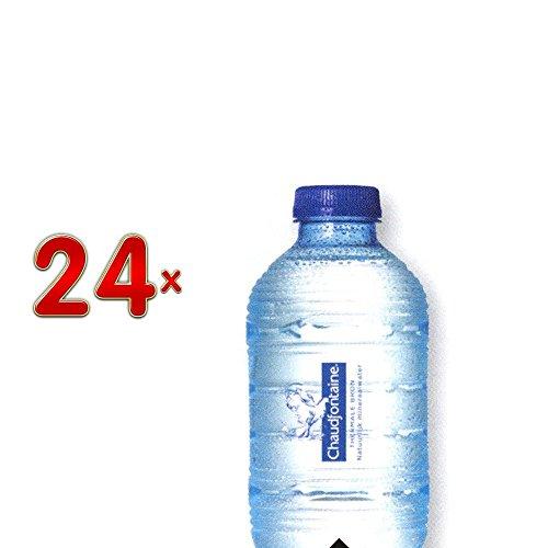 Chaudfontaine Thermale PET 24 x 330 ml Flasche (Wasserflasche)