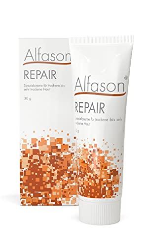 Alfason Repair® - Spezialcreme für sehr trockene und strapazierte Haut - 30 g
