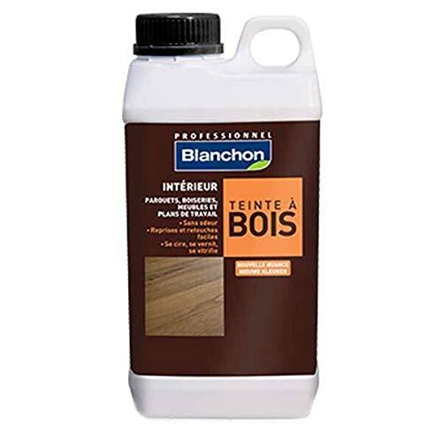 BLANCHON, con tapa de madera, para parquet roble oscuro, 1 L, 04103836