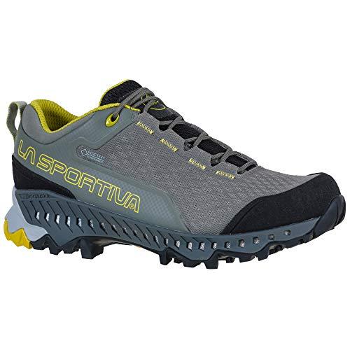 LA SPORTIVA Spire Woman GTX, Zapatillas de Trekking Mujer, Clay/Celery, 38 EU