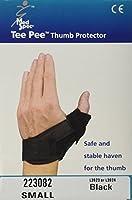 Med Spec Tee Pee Thumb Protector, Black - Small by MedSpec