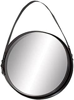 Deco 79 20291 Metal Wall Mirror, 24