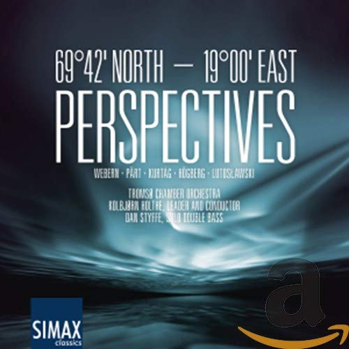 Perspectives - 69 degrees 42 inches North-19 degrees 00 inches East