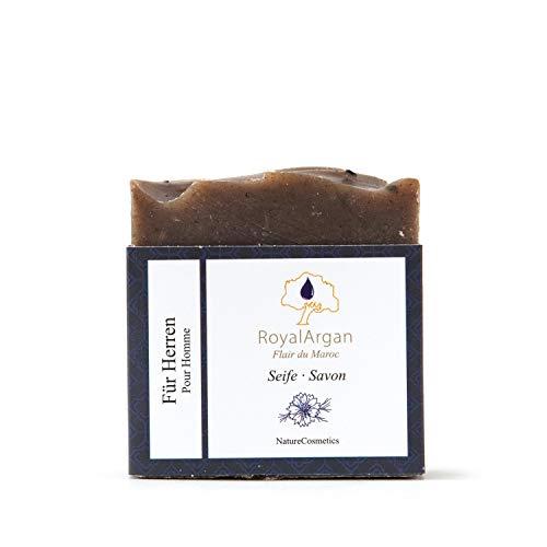 Royal Argan Seife, Schwarz-kümmel 100 g