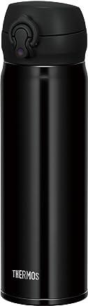 サーモス 水筒 真空断熱ケータイマグ 【ワンタッチオープンタイプ】 0.5L ジェットブラック JNL-503 JTB