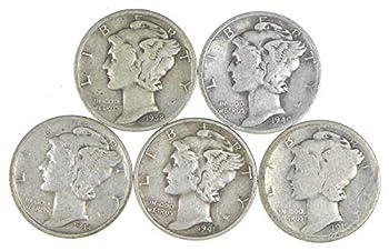 Best mercury coin Reviews